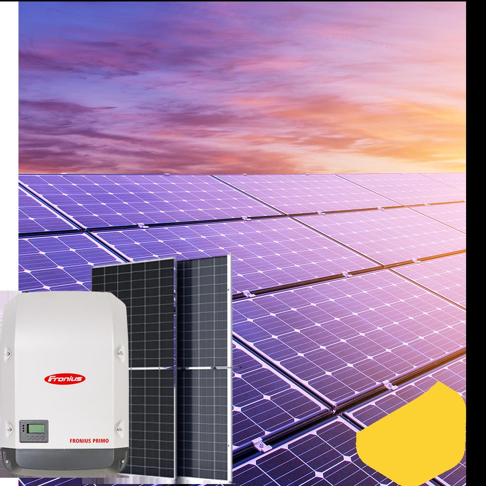 Inverteres napelem rendszerek